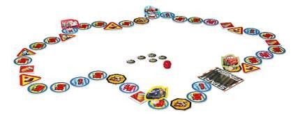 Семейная настольная игра Ravensburger Тачки 2. Чемпион гонок