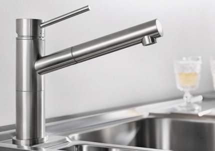 Смеситель для кухонной мойки Blanco ALTA-S Compact 517182 хром