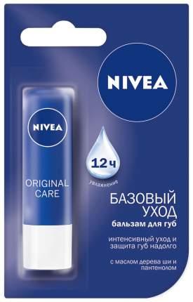 Бальзам для губ Nivea Базовый уход 4,8 г