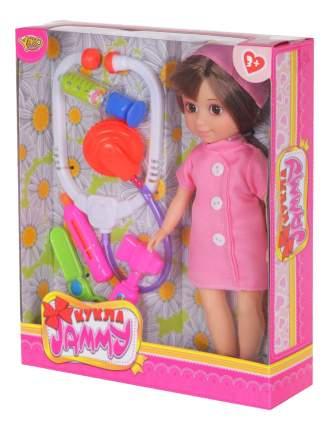 Игровой набор Yako Toys Джемми с набором доктора