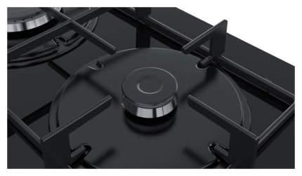 Встраиваемая варочная панель газовая Bosch PNP6B6B80 Black