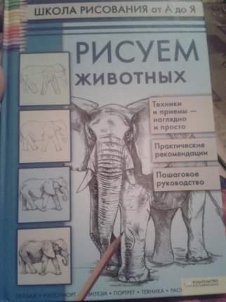Книга Рисуем животных