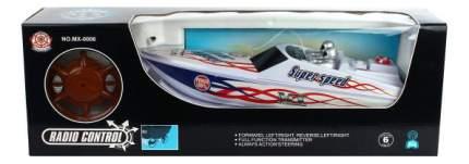 Shantou Gepai Катер р/у super speed на аккумуляторе Shantou Gepai MX-0006-4