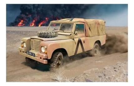 Коллекционная модель Revell British 4x4 off road vehicle