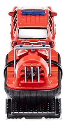 Коллекционная модель Siku Car with Trailer and Hovercraft