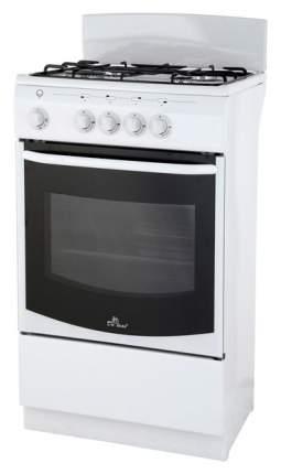 Газовая плита DeLuxe 5040.35Г (Щ) White