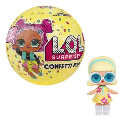 Кукла-сюрприз L.O.L. Конфетти в шарике