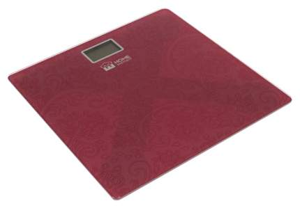 Весы напольные HOME ELEMENT HE-SC904 Розовые