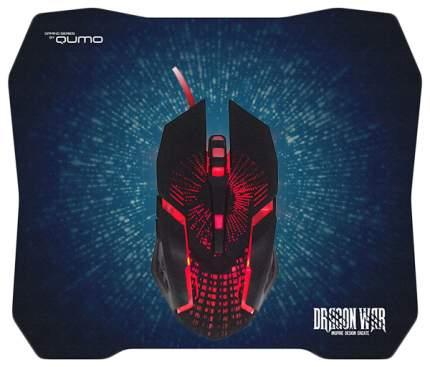 Комплект клавиатура и мышь QUMO Respawn K28/M28 Черный