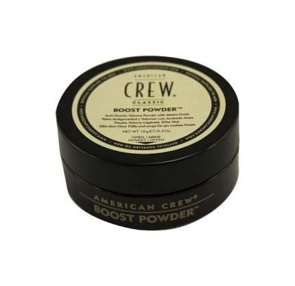 Пудра для объема волос American Crew Boost Powder 10 гр