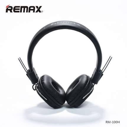 Наушники Remax RM-100H Black