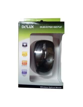 Мышь Delux DLM-107GX+G07UF