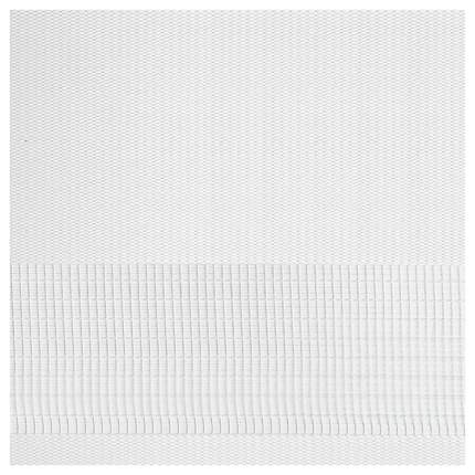 Рулонная штора Эскар День-Ночь 170х68 цвет белый