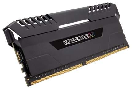 Оперативная память Corsair VENGEANCE RGB CMR16GX4M2A2666C16
