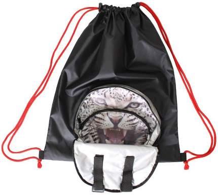 Мешок-рюкзак на самокат и велосипед Y-Scoo RT Снежный Барс