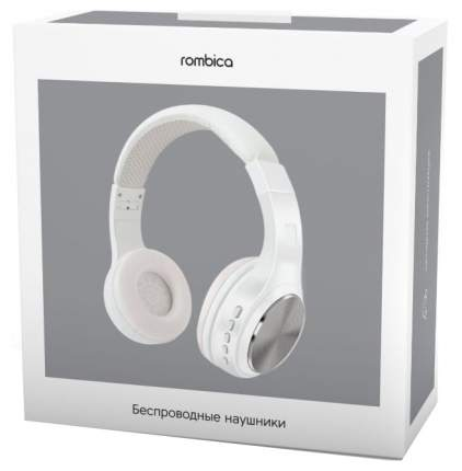 Беспроводные наушники Rombica Mysound BH-06 White