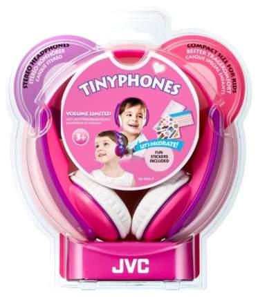 Наушники JVC HA-KD5-P Pink