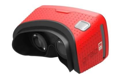 Очки виртуальной реальности Homido Grab Red