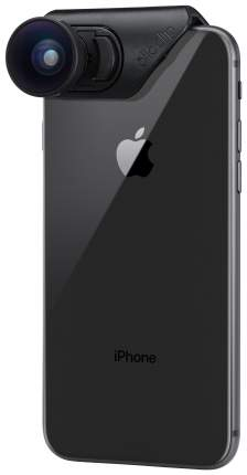 Объектив для смартфона Olloclip Super-Wide для iPhone 7/8/7 Plus/8 Plus Black
