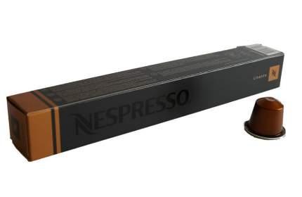 Кофе в капсулах  Nespresso livanto 10 капсул