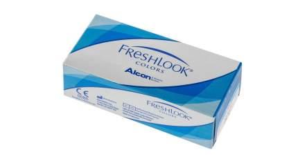 Контактные линзы FreshLook Colors 2 линзы -1,00 sapphire blue