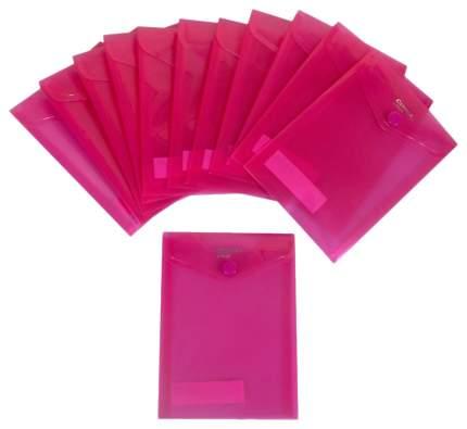 Папка-конверт Comix для хранения документов А6 12шт