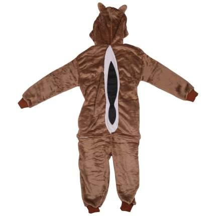 Пижама-кигуруми Lilkrok Бурундук Чип 160-169 см
