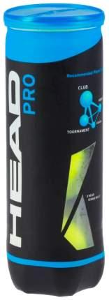 Набор мячей для тенниса Head Pro 3B