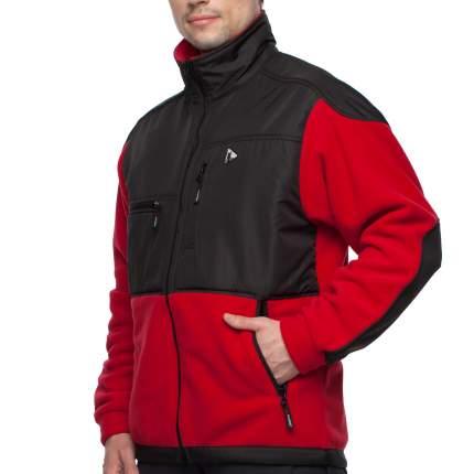 Куртка мужская Bask Stewart V2, красная, XS INT