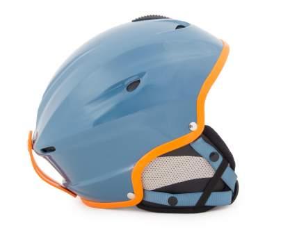 Горнолыжный шлем Sky Monkey VS670 2019, синий/серый, M