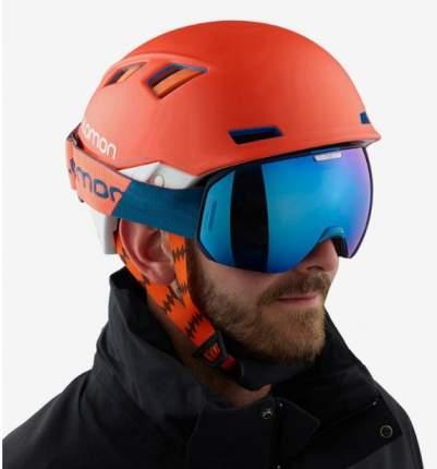 Горнолыжный шлем Salomon MTN Patrol 2019, оранжевый, L
