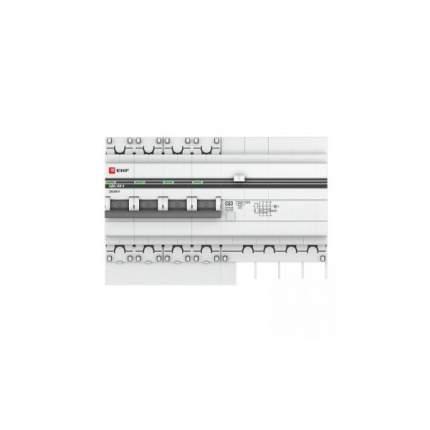 Дифавтоматы EKF DA4-50-100-pro