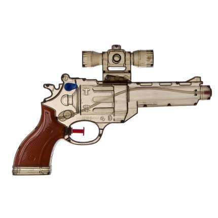 """Водный пистолет Bondibon """"Наше Лето. Револьвер"""", арт. CH8016-1D"""