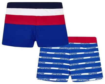 Комплект шорт для купания 2 шт MAYORAL, цв. синий, 116 р-р