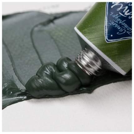 Масляная краска Невская Палитра Мастер-класс зеленый тавуш 46 мл