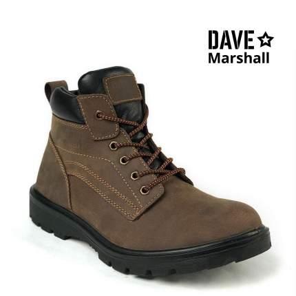 """Ботинки Dave Marshall Vernon BH-6"""", коричневые, 40 RU"""