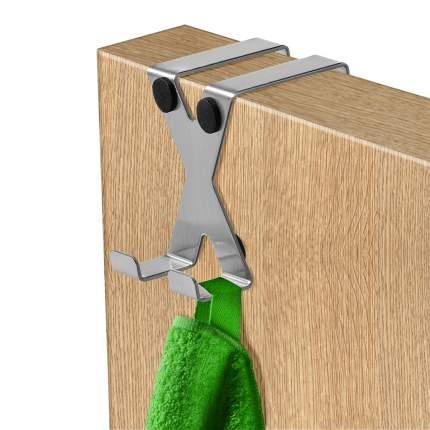 Wonder Worker PIxIE Наддверный двойной крючок из нержавеющей стали