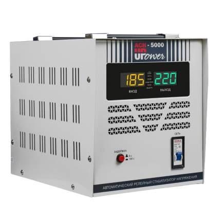 Стабилизатор напряжения UPOWER АСН 5000 II поколение