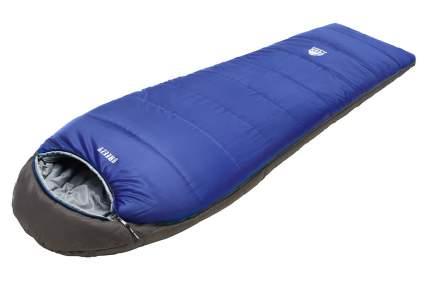 Спальный мешок Trek Planet Breezy синий, правый