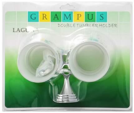 Стакан для зубных щеток Grampus Laguna GR-7807 двойной