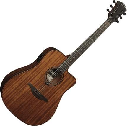 Электроакустическая гитара шестиструнная LAG T98DCE
