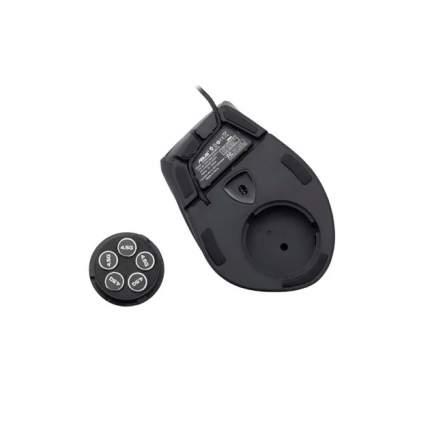 Проводная мышка ASUS ROG GX950 Black (90-XB3L00MU00000)