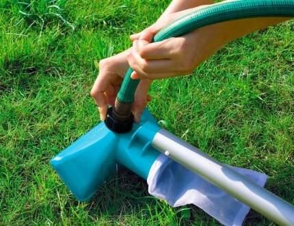 Набор для чистки бассейнов (сачок и вакуумный пылесос)  intex, арт, 28002, Интекс