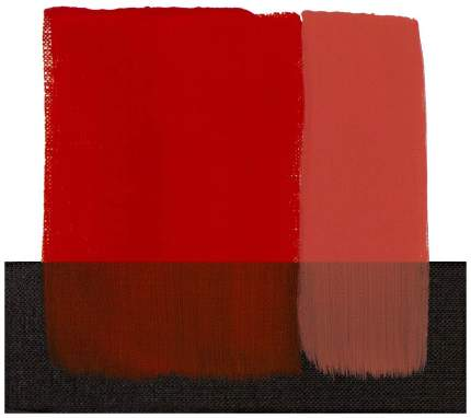 Масляная краска Maimeri Classico вермилион светлый имитация 60 мл