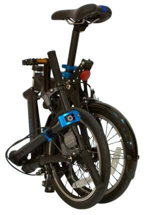 """Велосипед Dahon Jifo Uno 2015 16"""" черный"""