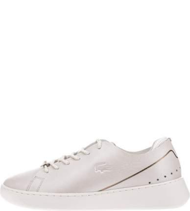 Кеды женские Lacoste 737CFA000818CT белые 5 FR