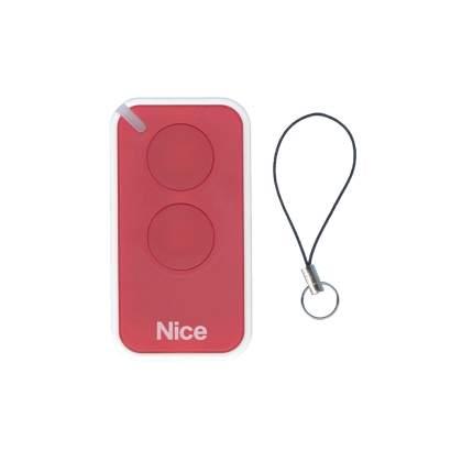 Пульт Nice INTI2 красный (цветной)