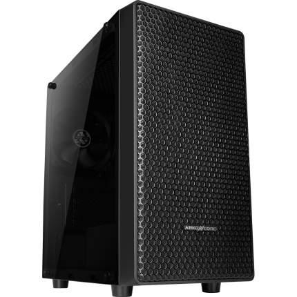 Корпус компьютерный Abkoncore Cronos 350M Black (ABCRO350M)