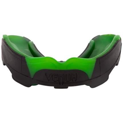 Капа Venum Predator, black/green, One Size