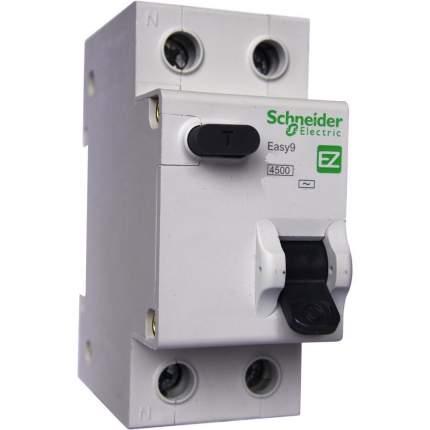 Устройство защитного отключения Schneider Electric EASY9 ВДТ 2П 40А 30мА AC